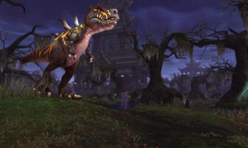 Come arrivare all'Isola del Tuono in World of Warcraft