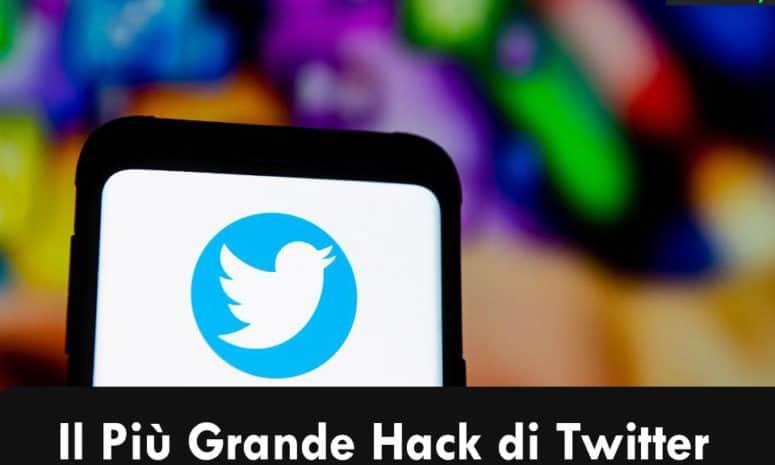 Il Più Grande Hack di Twitter 2020: Analisi di Hacking di CryptoScam