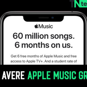 Come Avere Apple Music Premium Gratis Per Sempre (2020)