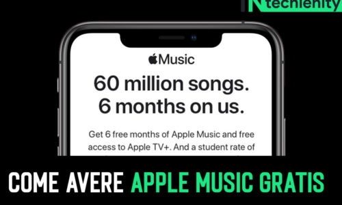 Come Avere Apple Music Premium Gratis Per Sempre (2020)