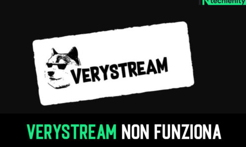 Verystream Non Funziona - Come Scaricare VeryStream?