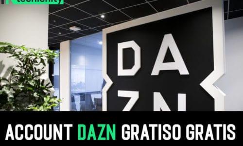 Account Dazn gratis 2020: Metodi per Ottenere un Abbonamento Gratis