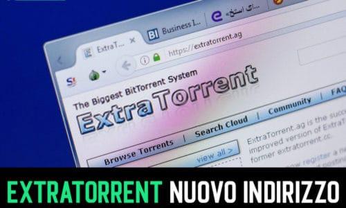 ExtraTorrent Nuovo Indirizzo 2020 - Siti proxy ExtraTorrent 2020
