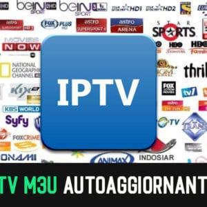 LISTE IPTV M3U Autoaggiornanti Gratis 2020 Italiane (Funzionanti)