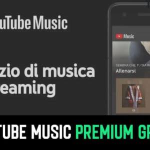 YouTube Music Premium Gratis [MOD] APK per Android 2020