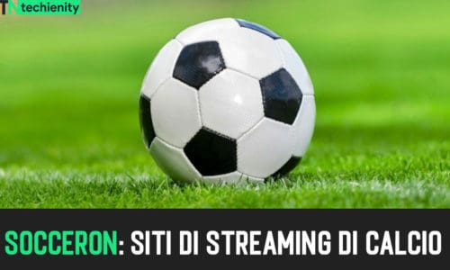 (SoccerOn.co) Siti di Streaming di Calcio, Champions League Gratis