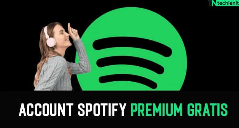 Account e password Spotify Premium Gratis 2020 (100% Funzionante)