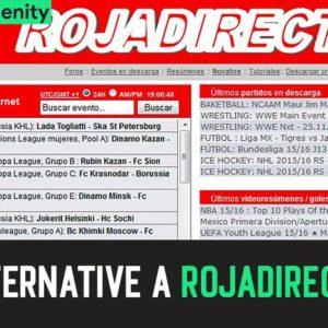Rojadirecta Alternativa: Guarda il Calcio su Rojadirecta TV Italiano