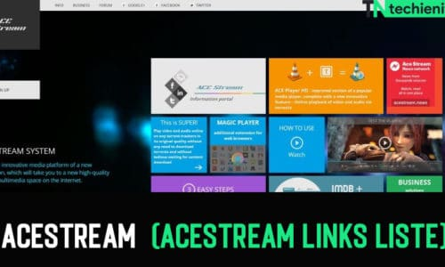 Come eseguire AceStream su Windows e Android (Acestream Links Liste)