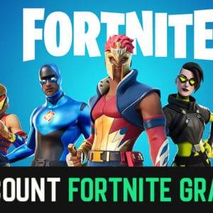 Account Fortnite Gratis