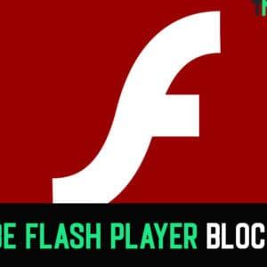 Adobe Flash Player Bloccato? Sbloccare Adobe Flash Player (Working)