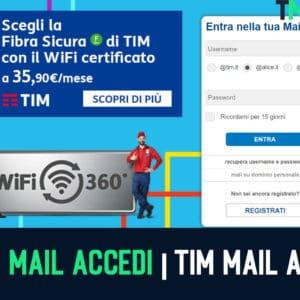 Alice Mail Accedi | Tim Mail Accedi - @mail.tim.it