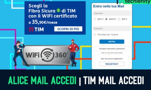 Alice Mail Accedi | Tim Mail Accedi - @mail.tim.it