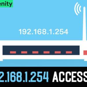 192.168.1.254 Accesso, Nome Utente, Admin Password (2021)