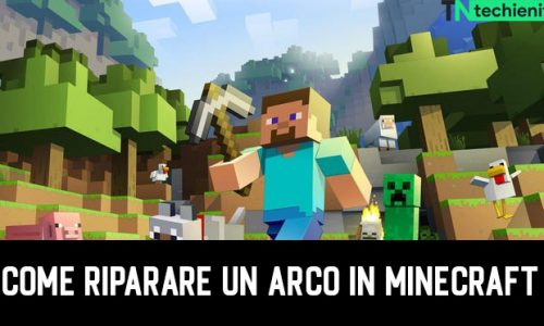 Come Riparare un Arco in Minecraft (2021)