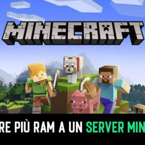 Come Allocare più RAM a un Server Minecraft