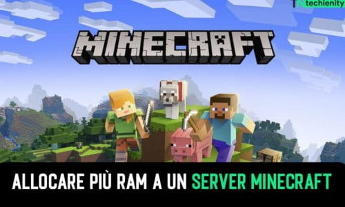 Come Allocare più RAM a un Server Minecraft