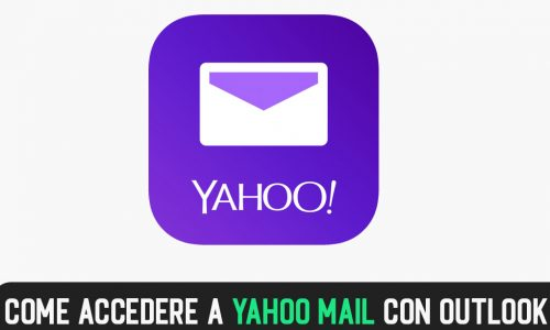 Come Accedere a Yahoo Mail con Outlook 2021