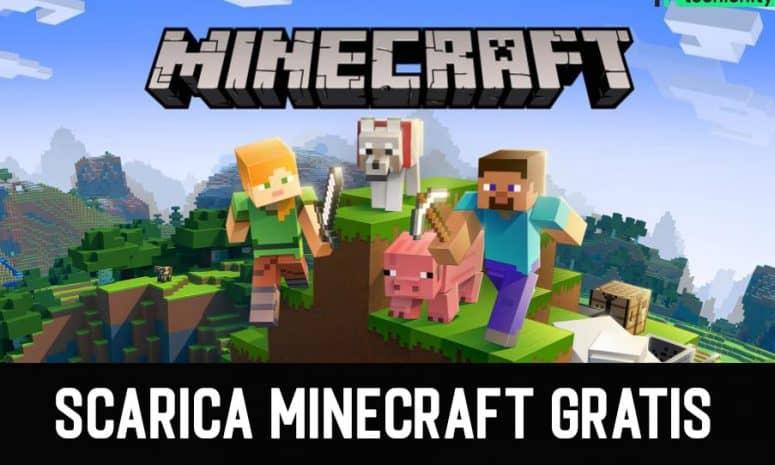 Come Scarica e Installare Minecraft Gratis