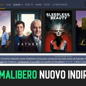 Cinemalibero Nuovo Indirizzo Sito (Maggio 2021)