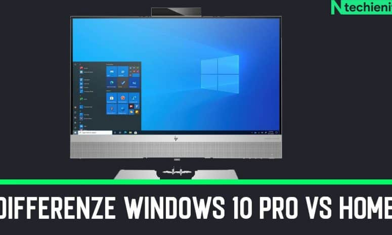 Differenze Windows 10 Pro Windows 10 Home