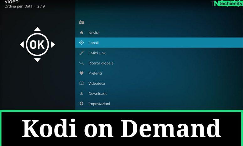 Kodi on Demand (KoD 1.6.3): Tutto Quello che c'è da Sapere