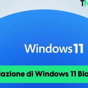 Installazione di Windows 11 Bloccata? Ecco come risolvere