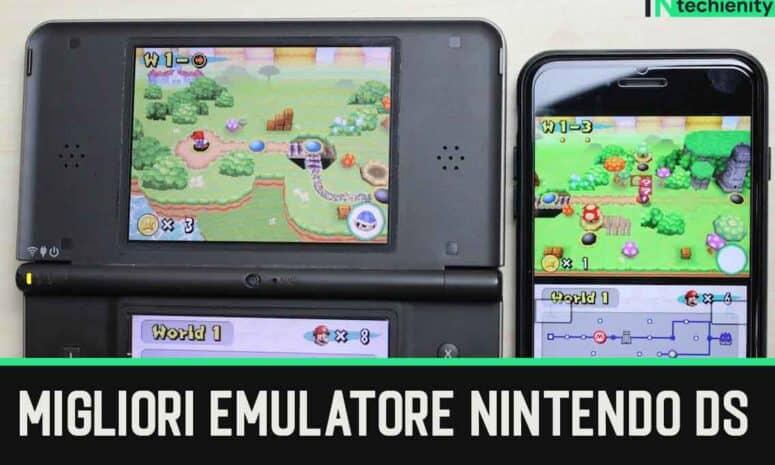 10 Migliori Emulatore Nintendo DS per Android/PC