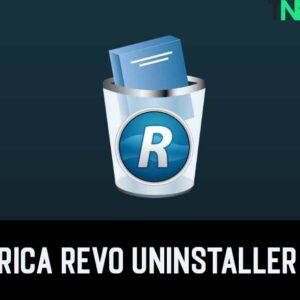 Scarica Revo Uninstaller Pro Gratis (100% Funzionante)