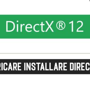 Come Scaricare Installare DirectX 12 per Windows 11