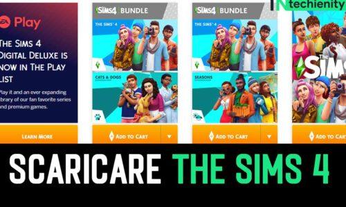 Come Scaricare The Sims 4 Gratis (2021)