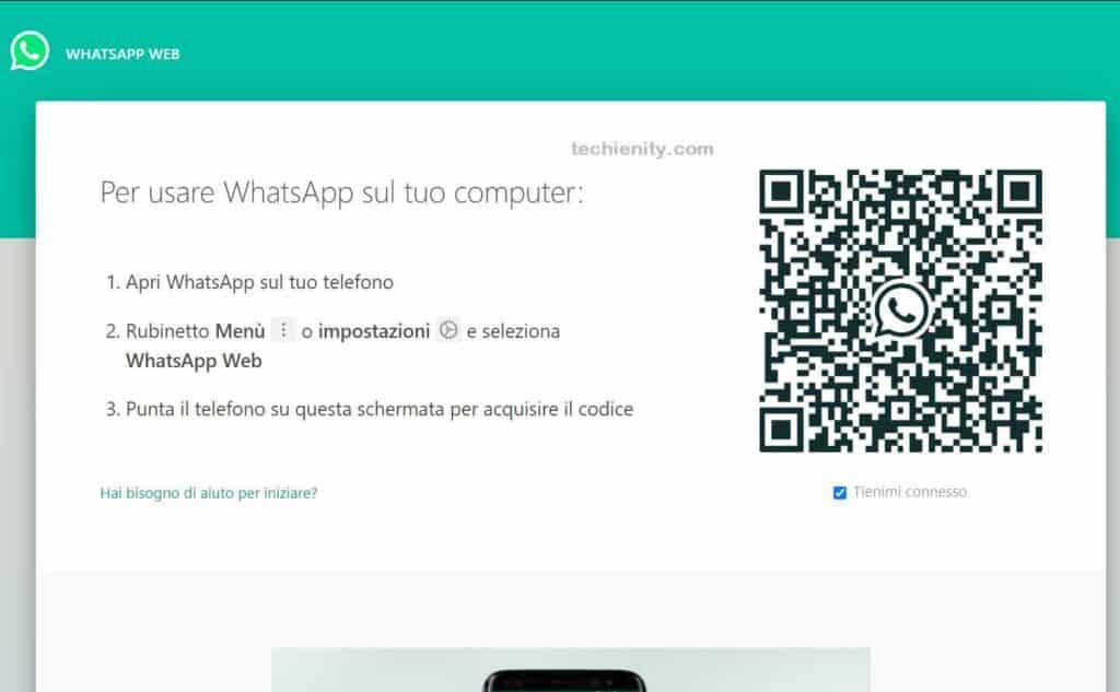 WhatsApp Web su PC 2021 - Guida per Accedere