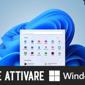 Come Attivare Windows 11 Gratis Per Sempre in Un Click