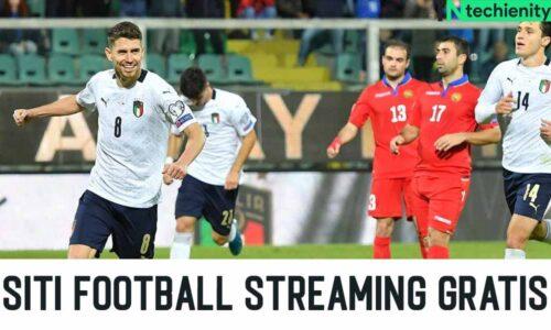 Migliori Siti Football Streaming Gratis Per Italia 2021