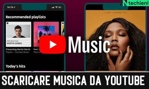 Come Scaricare Musica da YouTube Premium Gratis