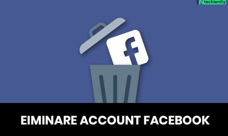Eliminare Account Facebook : Come Cancellare Profilo Facebook