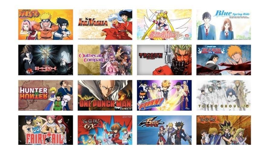 Siti Anime Streaming Italiano Gratis 2021