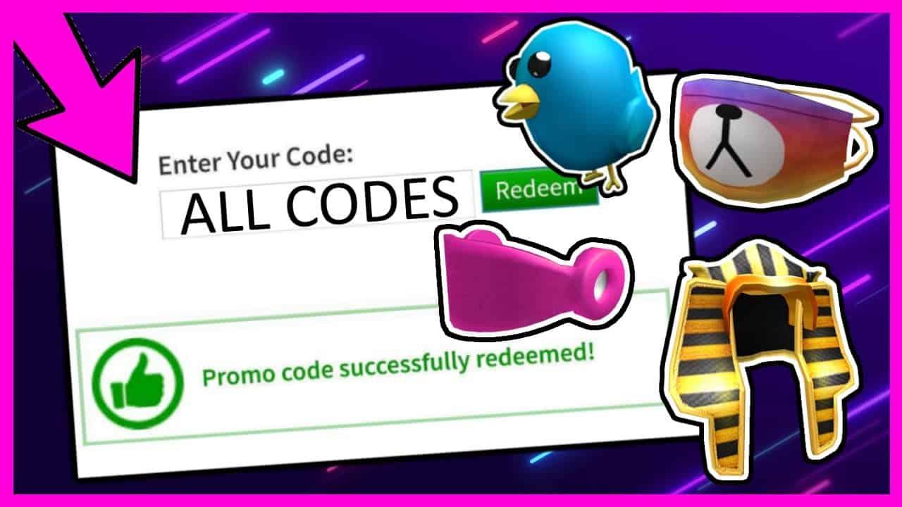 Roblox Promo Codes 2021: Robux Gratis su Roblox