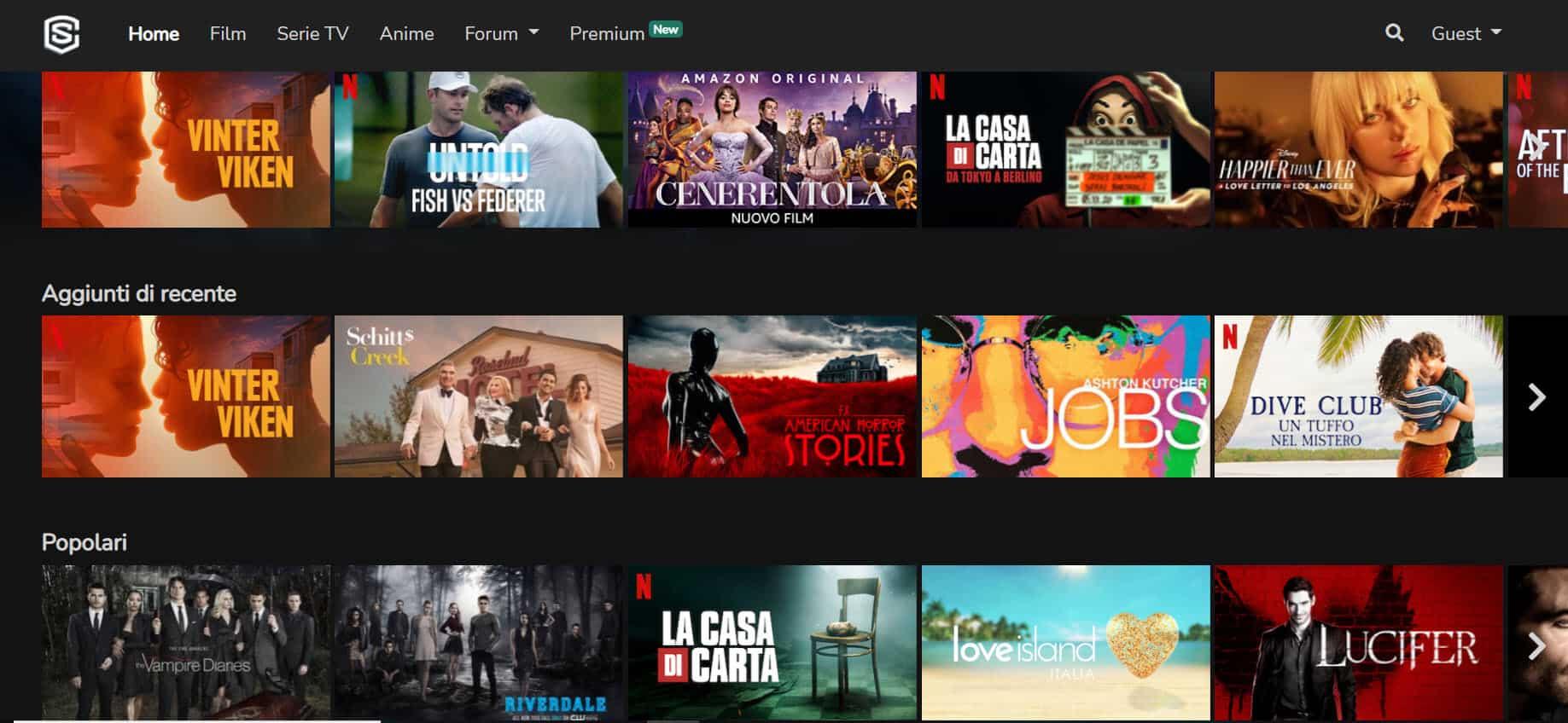 Streamingcommunity Nuovo Indirizzo Sito Streaming Gratis