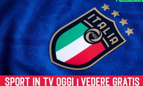 Sport in TV Oggi Ottobre 2021 | Vedere Tutti Eventi Live Streaming